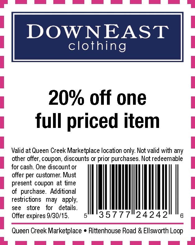 DownEast Clothing