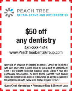 Peach Tree Dental BTS Mailer