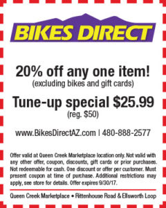 Bike's Direct BTS Mailer