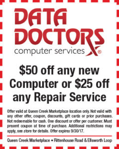 Data Doctors BTS Mailer