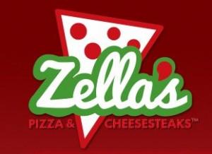 Zella's Pizza Logo