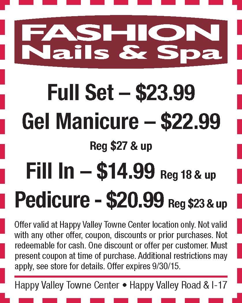 Fashion Nails & Spa