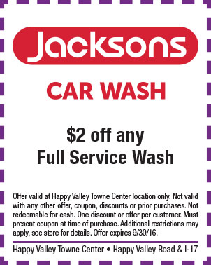 Jacksons Car Wash