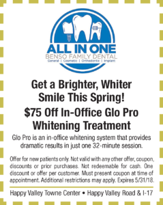Benso Family Dental Spring Coupon