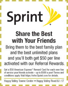 Sprint Spring Coupon