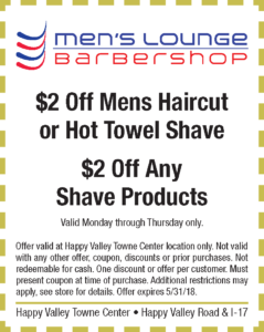 Mens Lounge Barber Shop