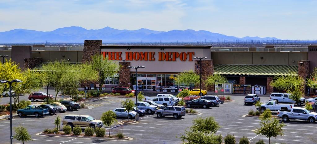 LP-Home Depot