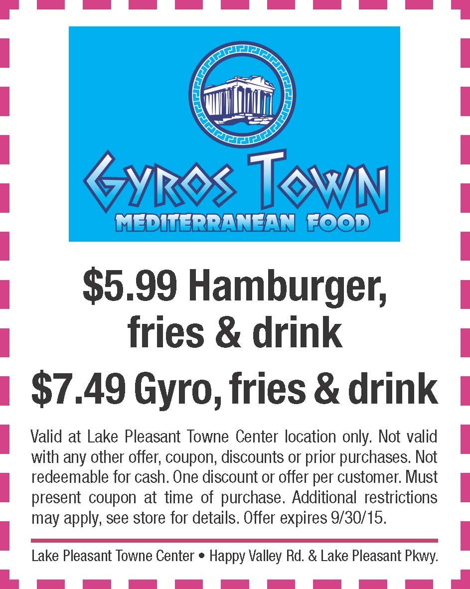 Gyros Town